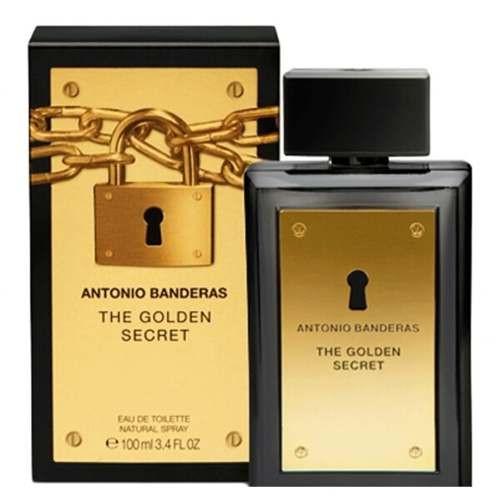 Antonio Banderas The Golden Secret Eau De Toilette Uraknak 100 ml