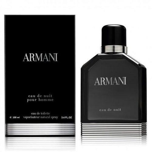 Giorgio Armani Eau De Nuit EDT 100ml Uraknak
