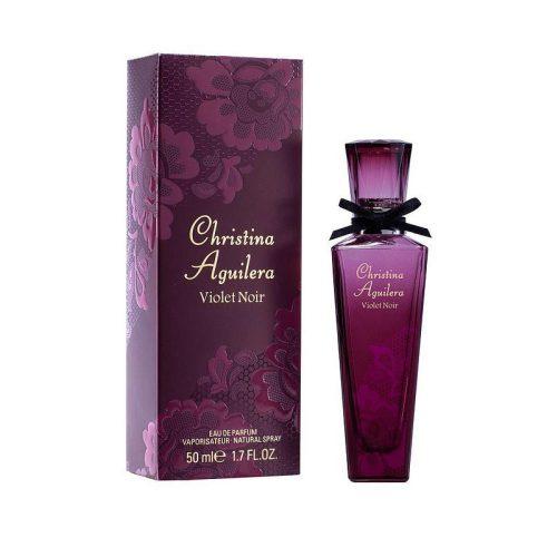 Christina Aguilera Violet Noir Eau De Parfum Hölgyeknek 50 ml