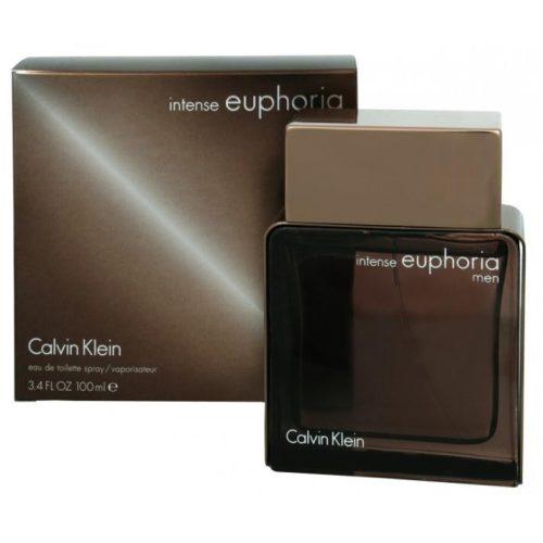 Calvin Klein Euphoria Men Intense Eau De Toilette Uraknak 100 ml