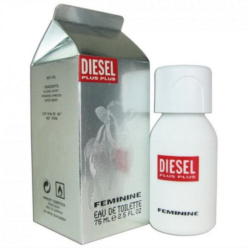Diesel Plus Plus Eau De Toilette Hölgyeknek 75 ml