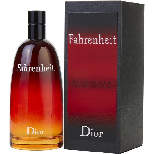 Christian Dior Fahrenheit Eau De Toilette Uraknak 50 ml