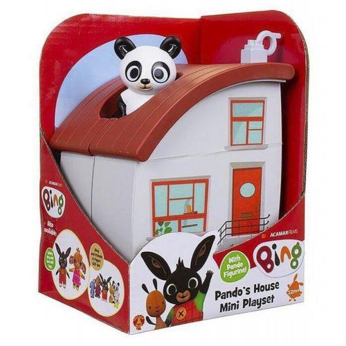 Golden Bear Bing mini ház játszószett (BING3544)