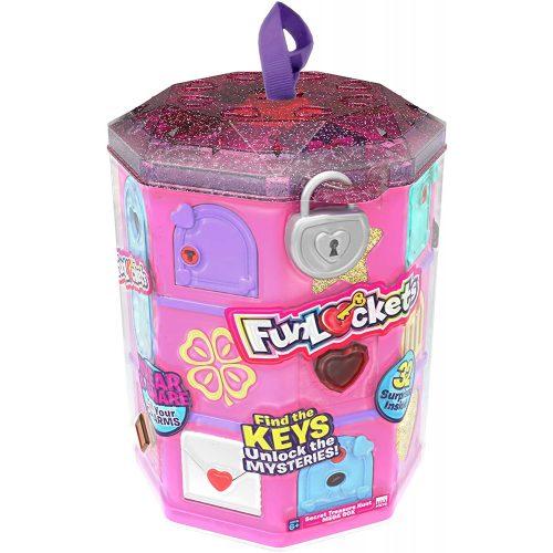 KD Toys Fun Lockets titkos kincsvadászat (FNL19700)