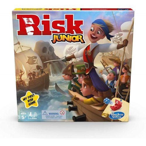 Hasbro: Rizikó Junior Társasjáték (E6936)