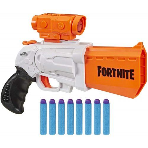 Hasbro NERF: Fortnite SR szivacslövő fegyver (E9391)