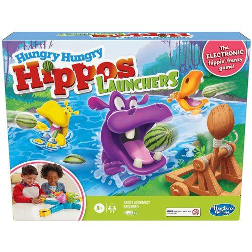 Hungry Hungry Hippos Éhes vízilovak társasjáték (E9707)