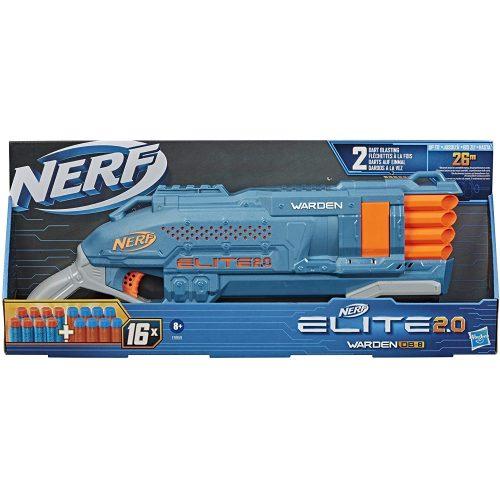 Hasbro Nerf: Elite 2.0 Warden- 8 db kilövő (E9959EU4)
