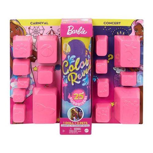Barbie Color Reveal: Ultimate Meglepetés szett (GPD54) Carnival-Concert
