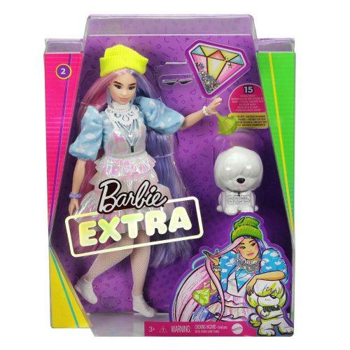 Mattel Barbie Extra baba kiskedvenccel (GRN27) Boss