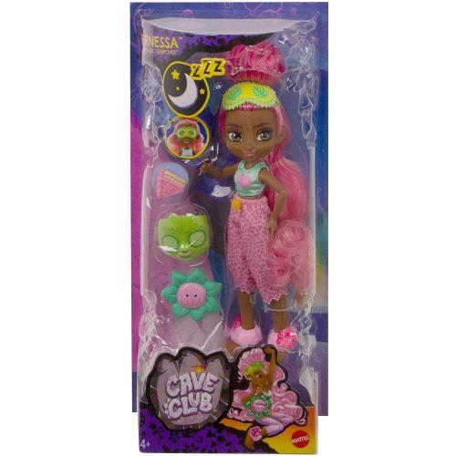 Mattel Cave Club pizsiparty baba kiegészítőkkel (GTH00) Fernessa