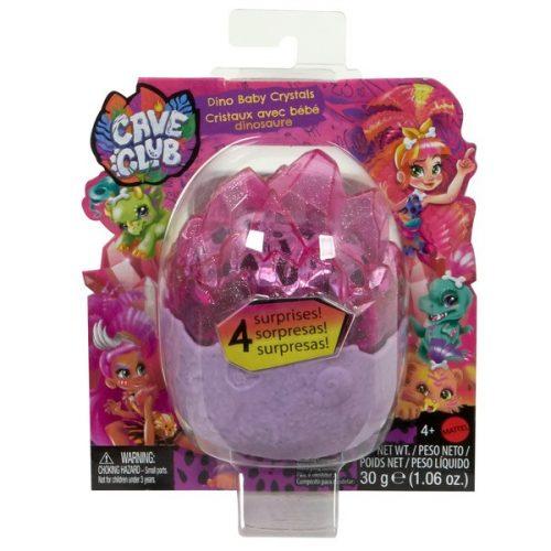 Mattel Cave Club őslények kristályban ragyogó kedvencek (GVR69)