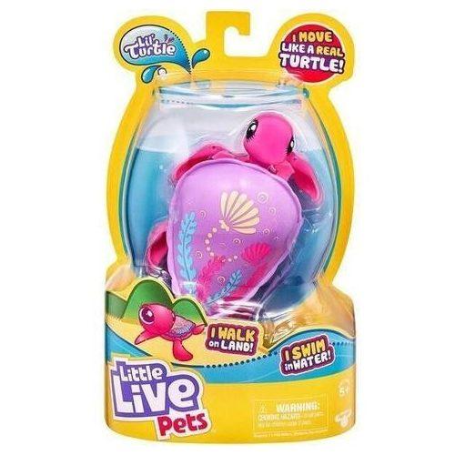 Little Live Pets: Sandy úszkáló kisteknős (26204)