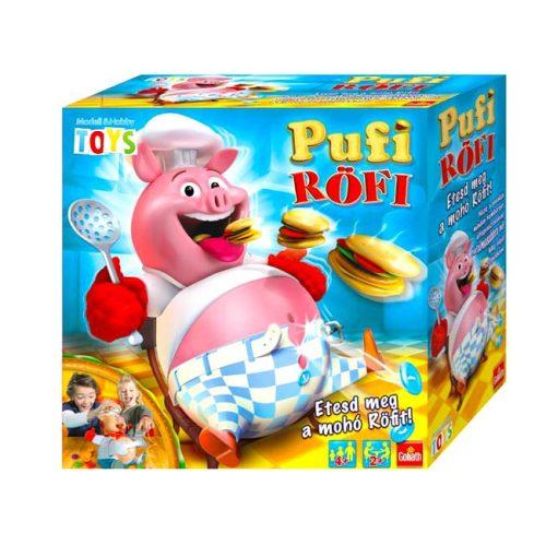 Pufi Röfi társasjáték új kiadás (30707)
