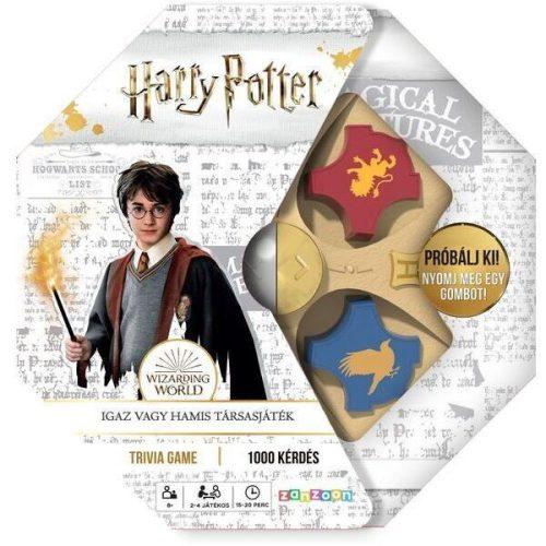 Harry Potter  Igaz vagy hamis társasjáték (4520111)