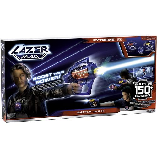 Silverlit Lazer M.A.D.: Battle Ops X sugárvető készlet (86871)