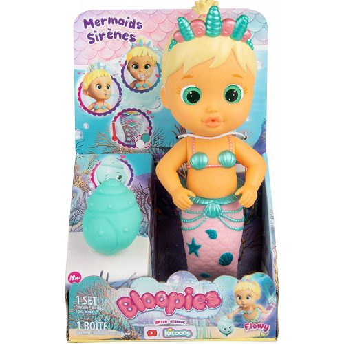 IMC Toys Bloopies: Mókás sellőbébik - Flowy