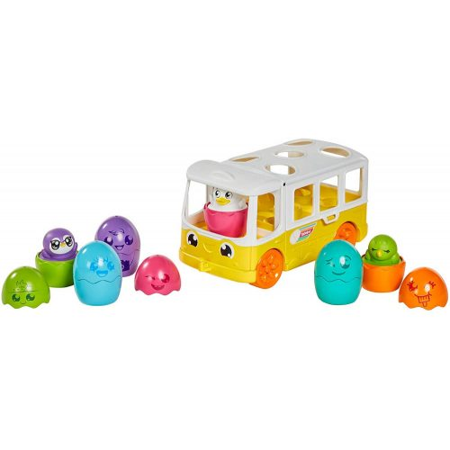 Toomies Buszos tojáskaland szett (E73098)