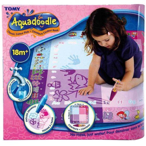 Tomy: Aquadoodle rajzkészlet - rózsaszín (T72371)