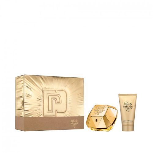 PACO RABANNE Lady Million Szett Eau De Parfum (80 ml)