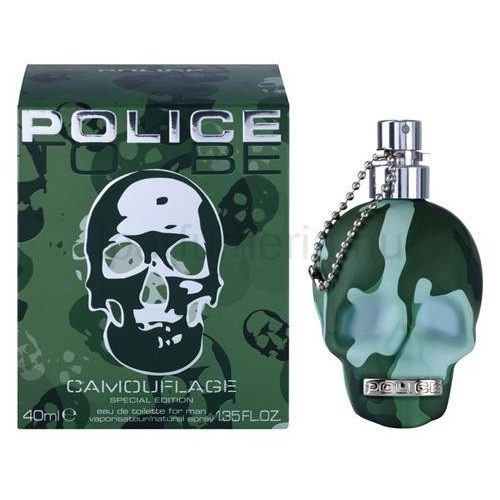 Police To Be Camouflage EDT 40ml Uraknak