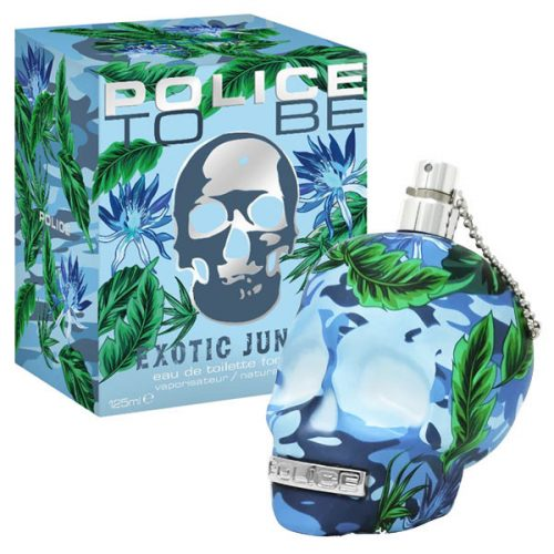 Police To Be Exotic Jungle for Man EDT 125ml