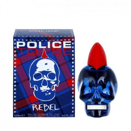 Police To Be Rebel EDT 125ml Uraknak