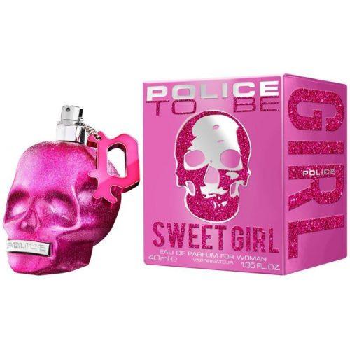 Police To Be Sweet Girl EDP 125ml Hölgyeknek