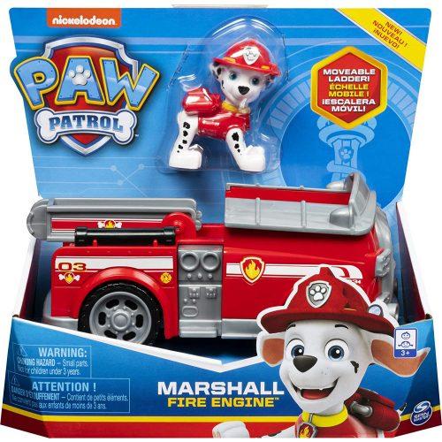 Spin Master Mancs őrjárat: Marshall alapvető járgánya (6054135)