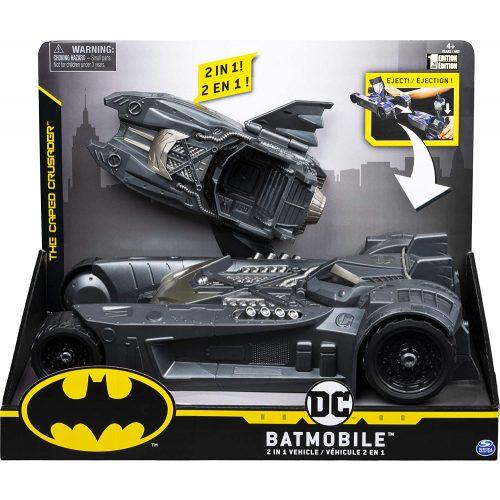 Spin Master DC Batman: Batmobile 2 az 1-ben átalakuló jármű