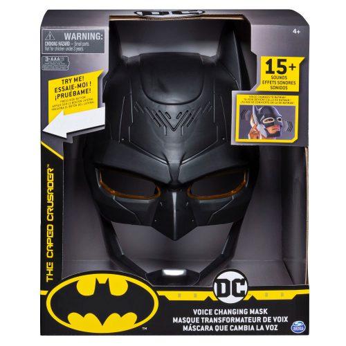 Spin Master DC Batman: Batman hangváltó maszk
