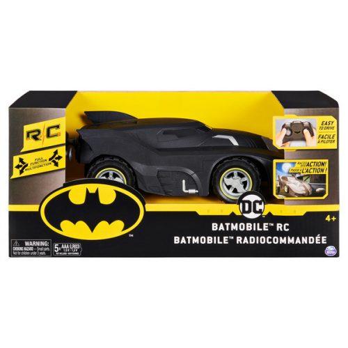 Spin Master DC Batman: Batmobile RC autó