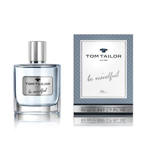 Tom Tailor Be Mindful Man Eau De Toilette Uraknak 50 ml
