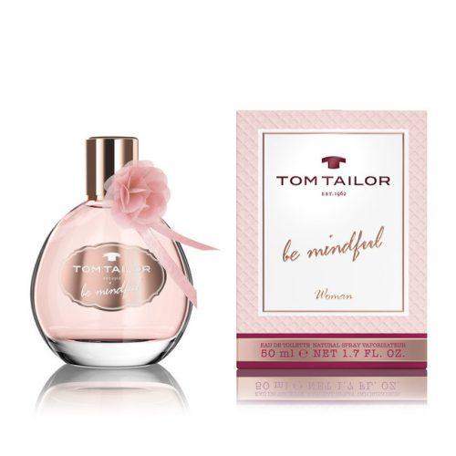 Tom Tailor Be Mindful Woman Eau De Toilette Hölgyeknek 50 ml