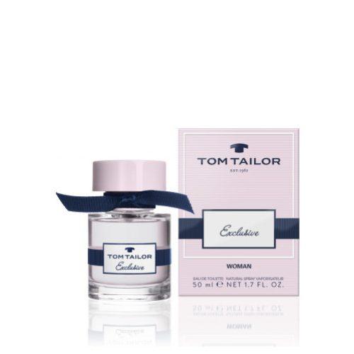 Tom Tailor Exclusive Woman Eau De Toilette Hölgyeknek 50 ml