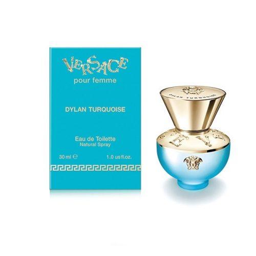 Versace Dylan Turquoise  Eau De Toilette Hölgyeknek 30 ml